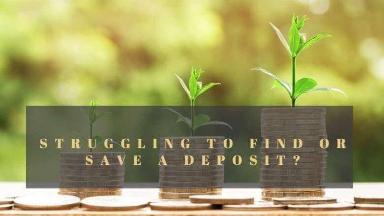 Struggling to save a deposit?