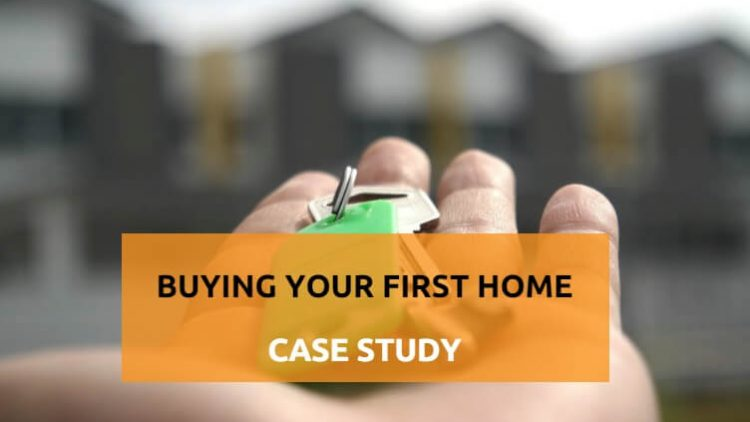Buying your first home – case study